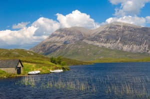 Arkle from Loch Stack