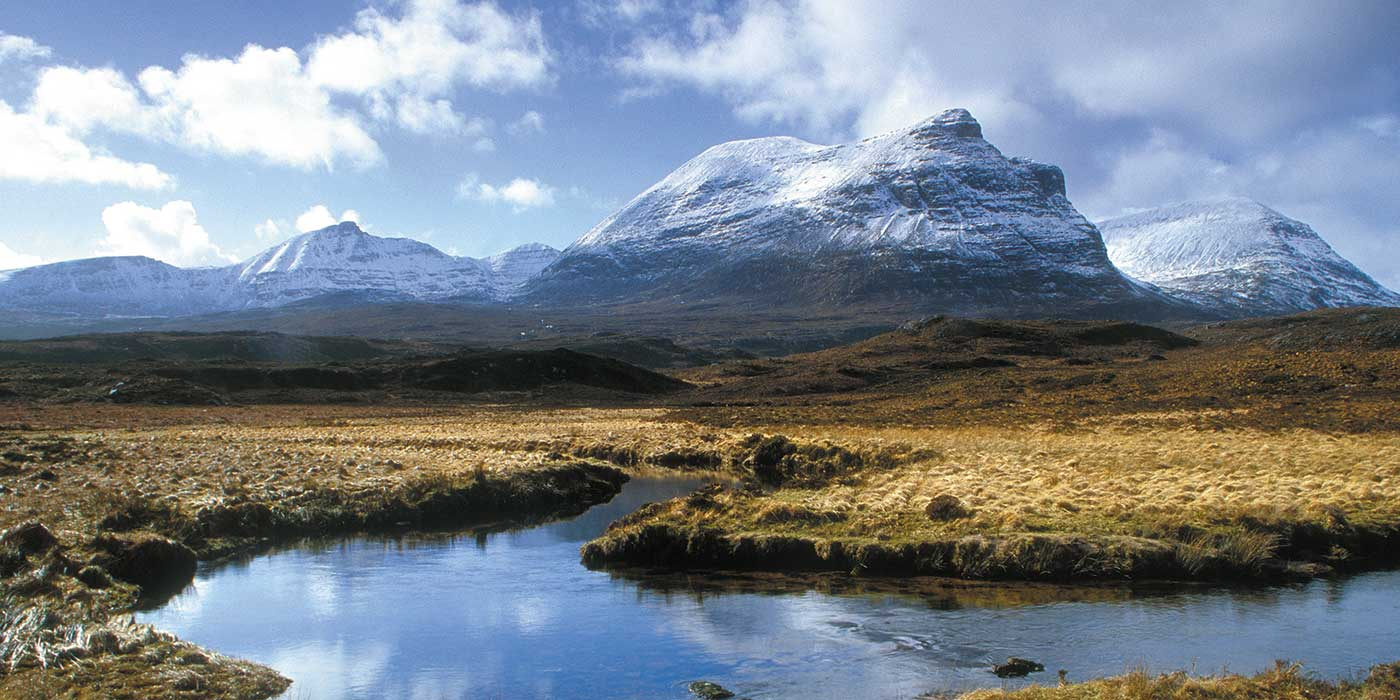 North West Highlands Unesco Global Geopark North West