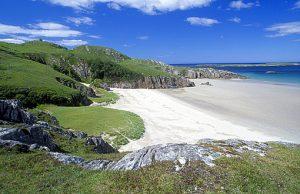 beach near durness