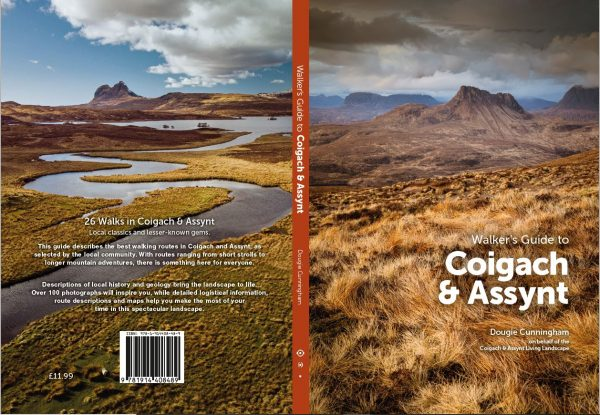 Walkers Guide to Coigach and Assynt Cover