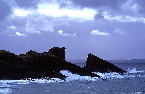 Split Rock Clachtoll